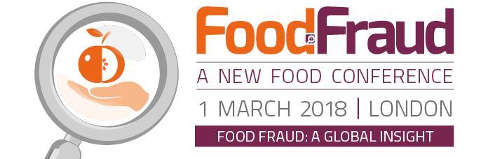 Food Fraud 2018 logo