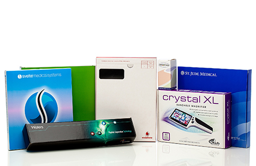 Printed Medical Device Technology Cartons Dublin