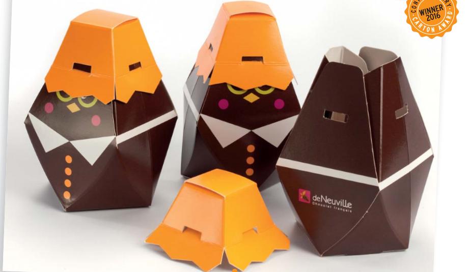 De Neuville's Confectionery Award Winner