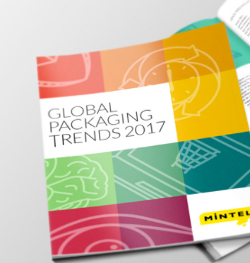 photo of Mintel Packaging Trends report