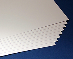 Sheet of carton board