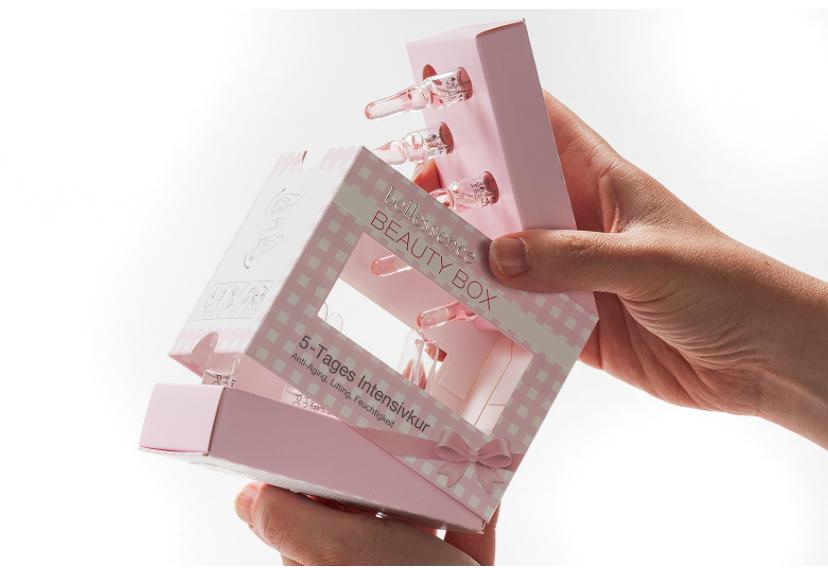 3 part beauty carton