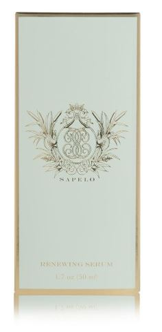 Sapelo carton front