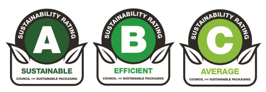 sustainability rating logo image