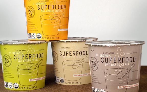 breakfast food packaging