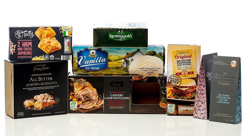 printed food and consumer cartons Dublin