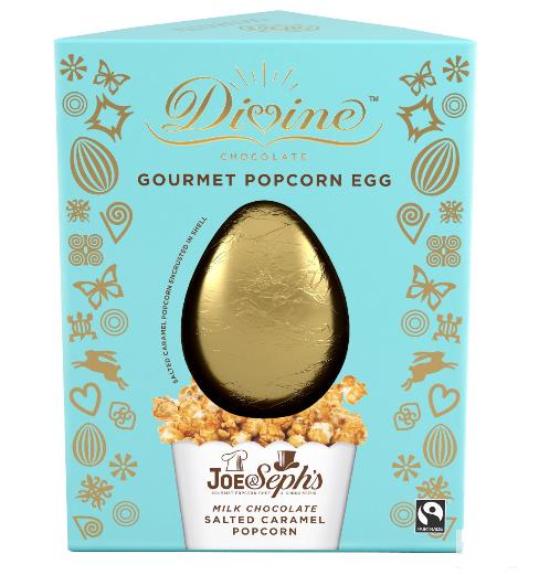 plastic-free easter egg