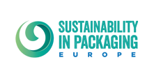 Sustainability-in-Packaging-Europe logo