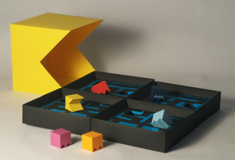 pacman packaging