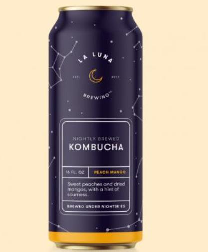 Kombucha beverage design