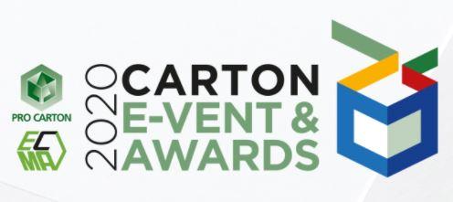 ECMcarton awards logo