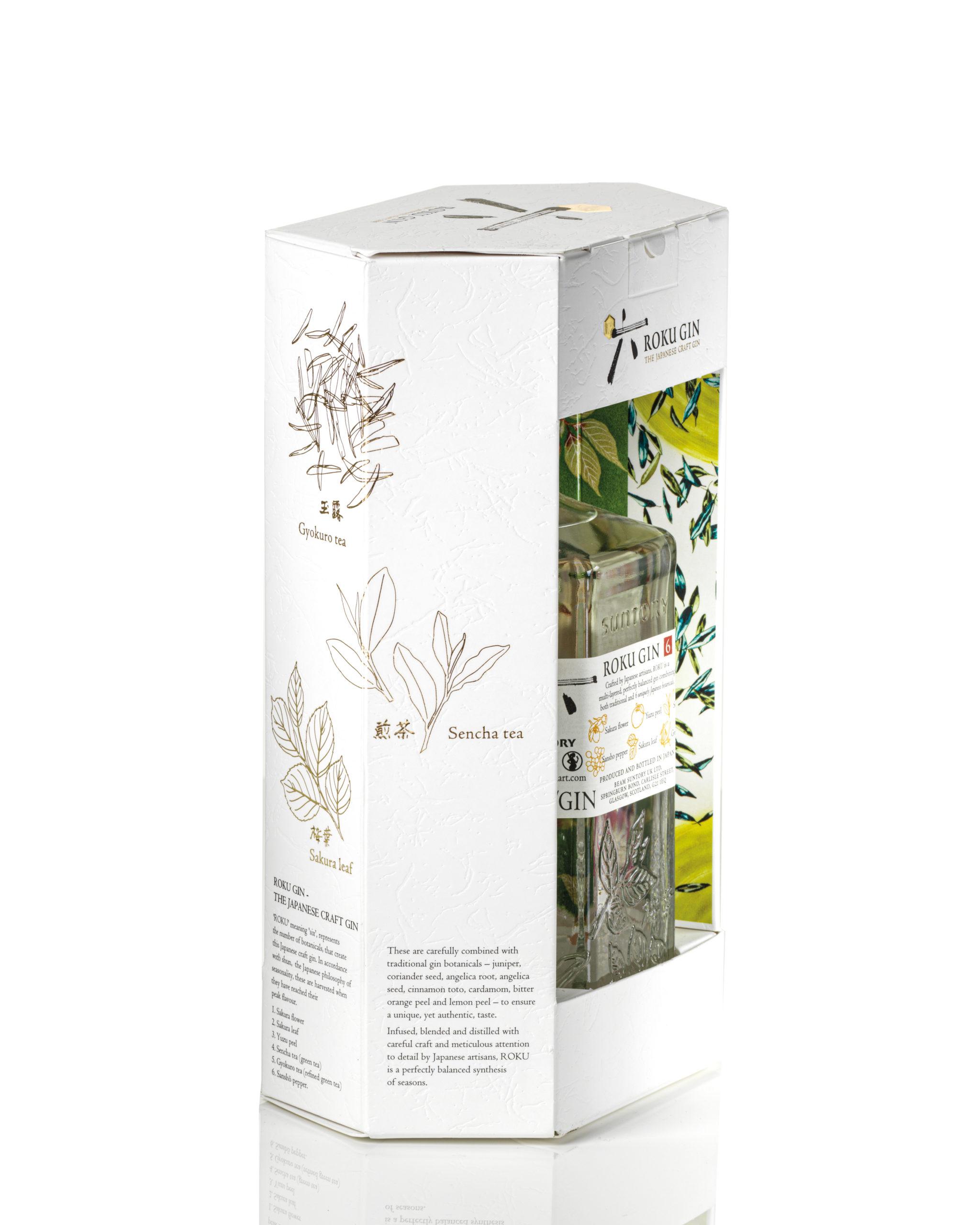 gin carton