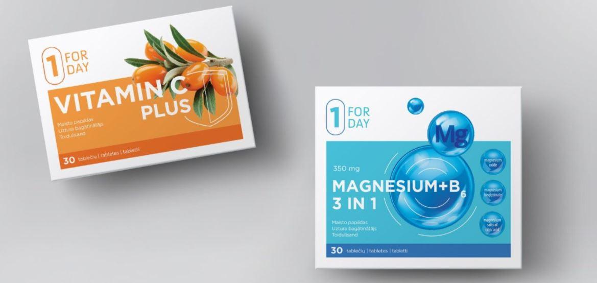 food supplement packagingdesign