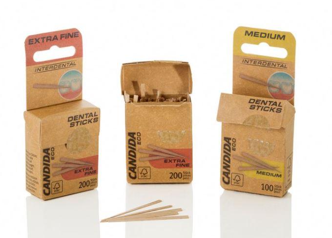 Dental Stick cartons