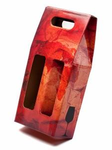 printed wine boxes litho laminated